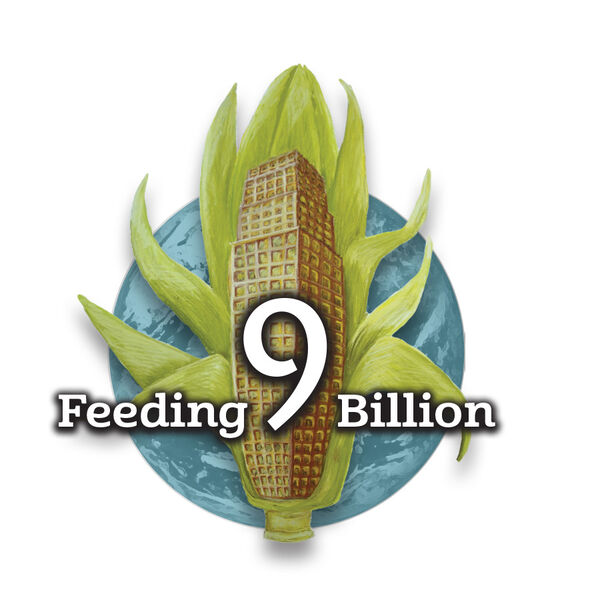 """Feeding 9 Billion Podcasts: """"The Haven Project"""" and """"Food Secure Future"""" Podcast Artwork Image"""