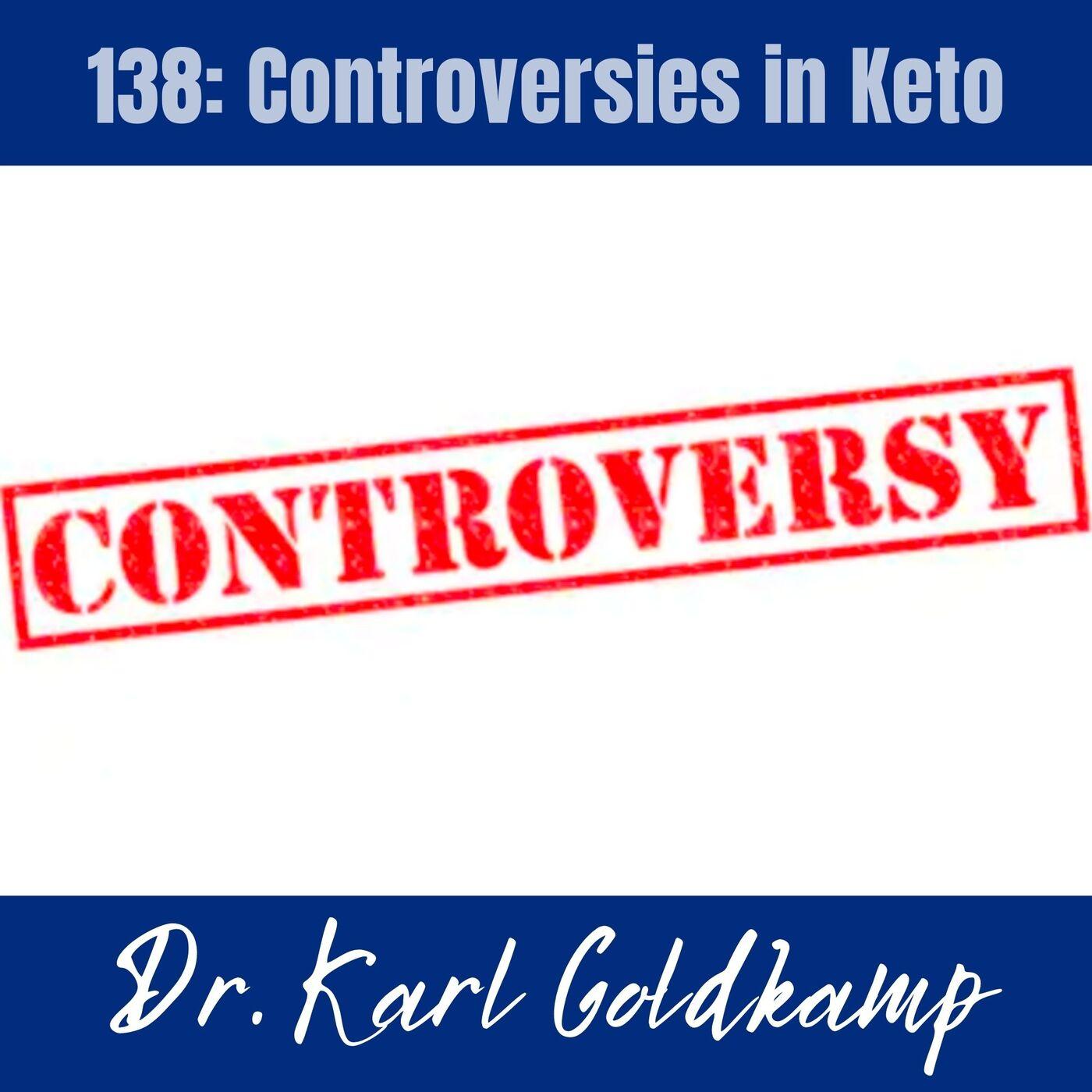 138: Controversies in Keto