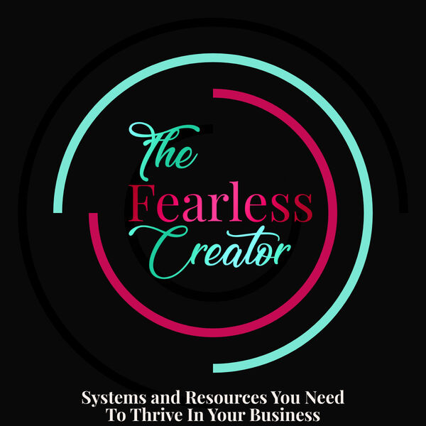 The Fearless Creator Podcast Artwork Image