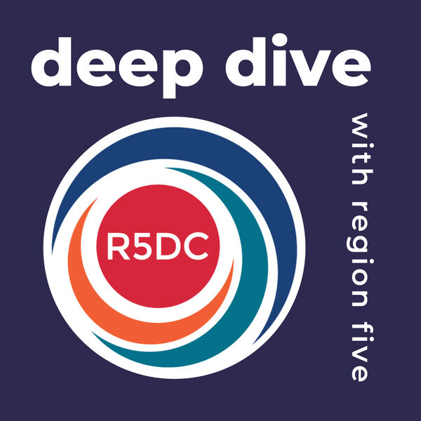 Deep Dive with Region Five Podcast Artwork Image