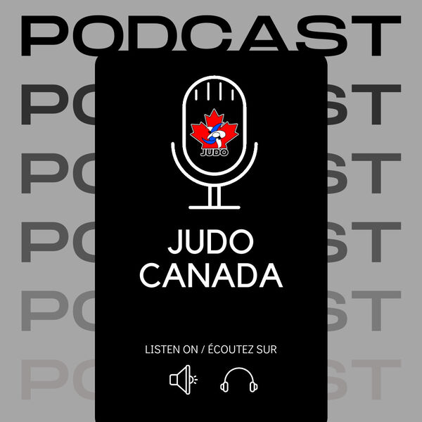 Judo Canada's Podcast Podcast Artwork Image