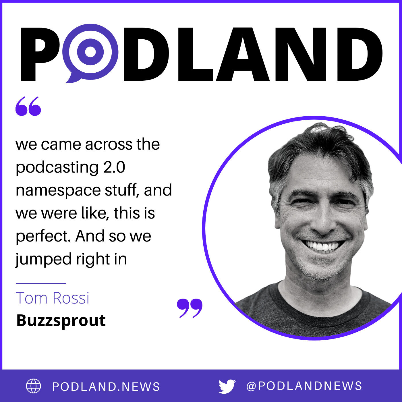 iHeartMedia buy Triton Digital, Songs For Podcasters, Interview with Tom Rossi from Buzzsprout