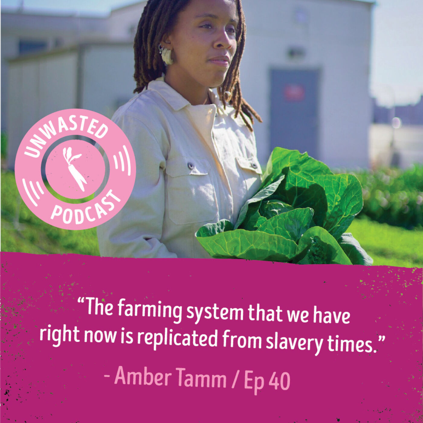 Farming as Healing with Amber Tamm