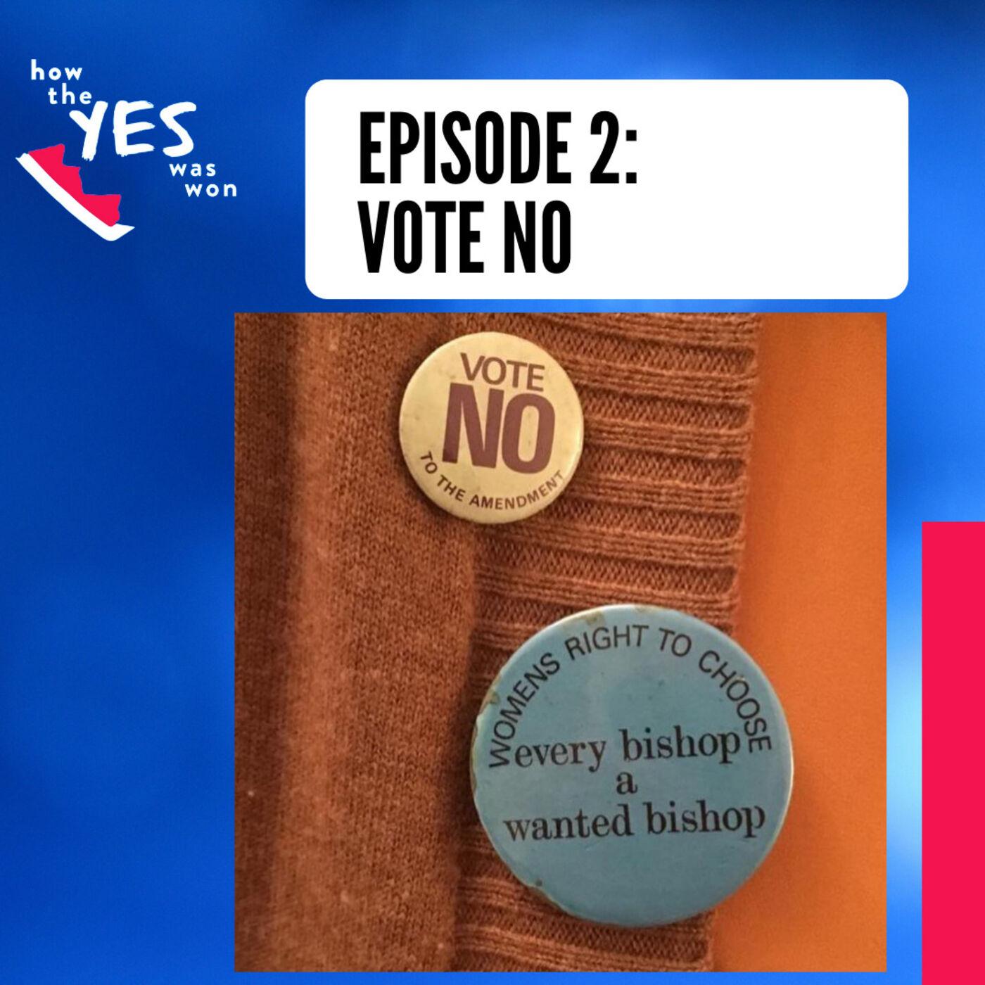 Episode 2: Vote No