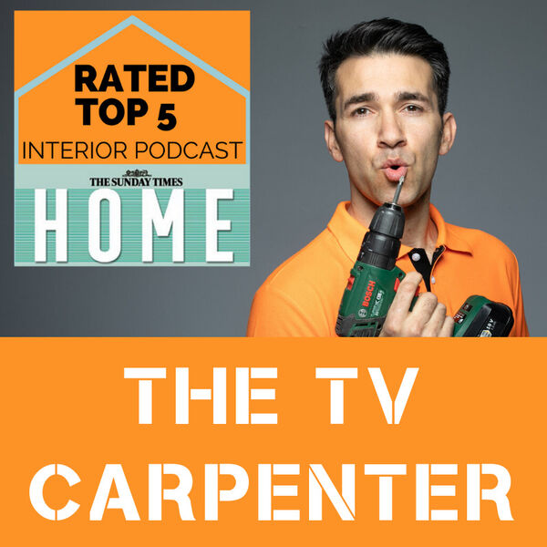 THE TV CARPENTER : Home Makeovers with Wayne Perrey Podcast Artwork Image
