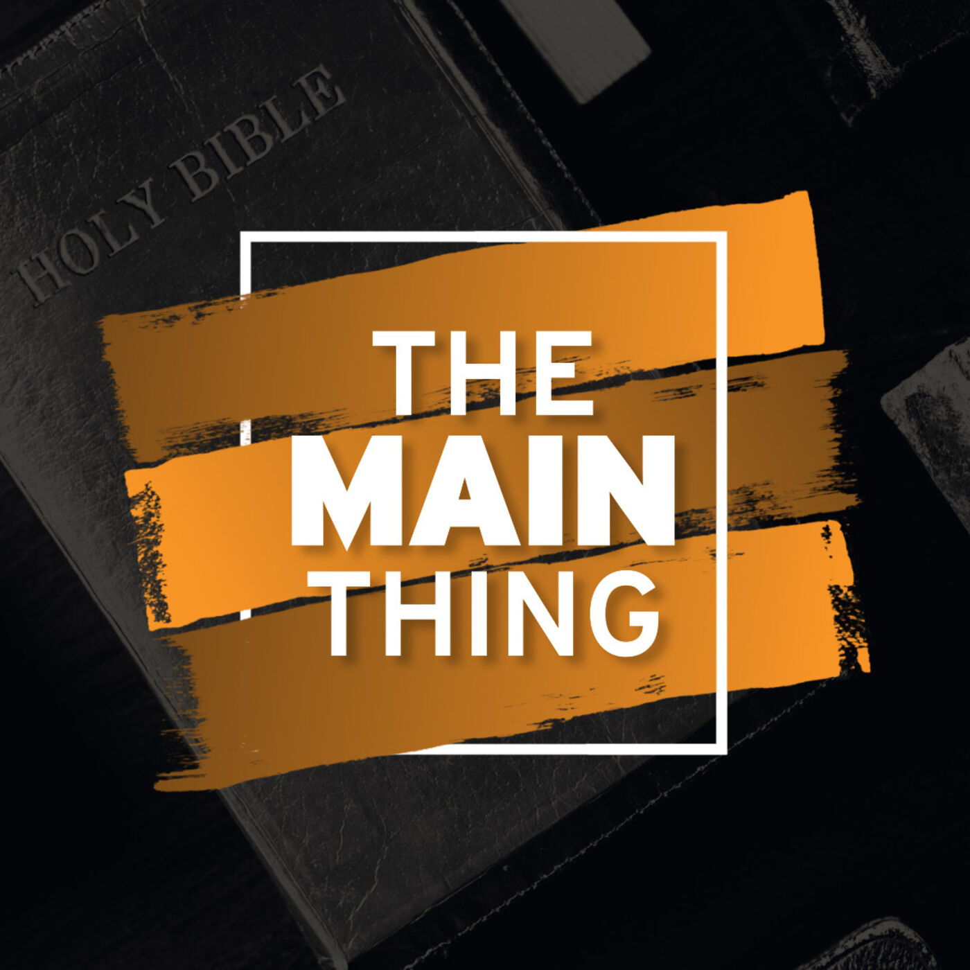 The Main Thing // Part 1: Reach Up