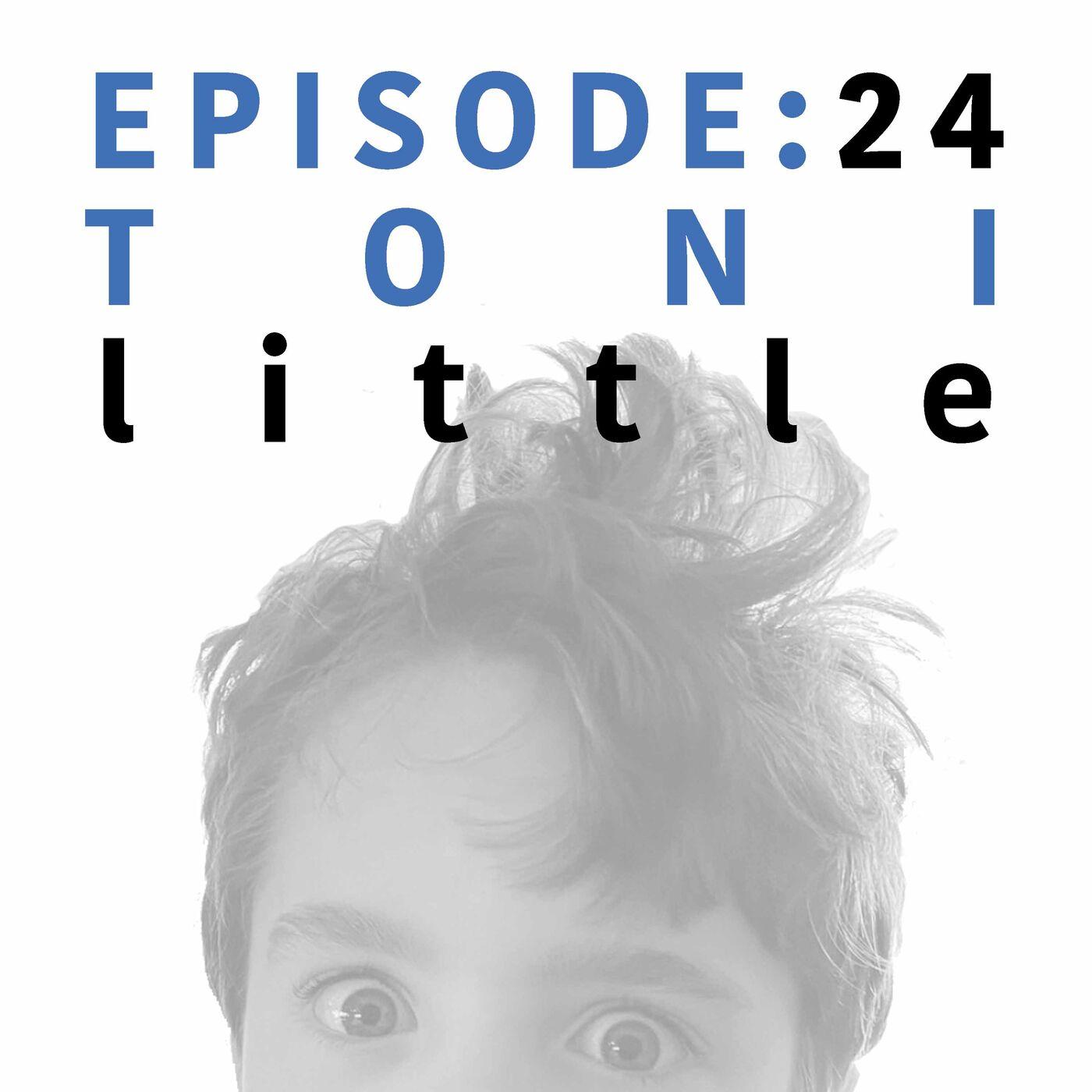 EP 24   Toni LIttle