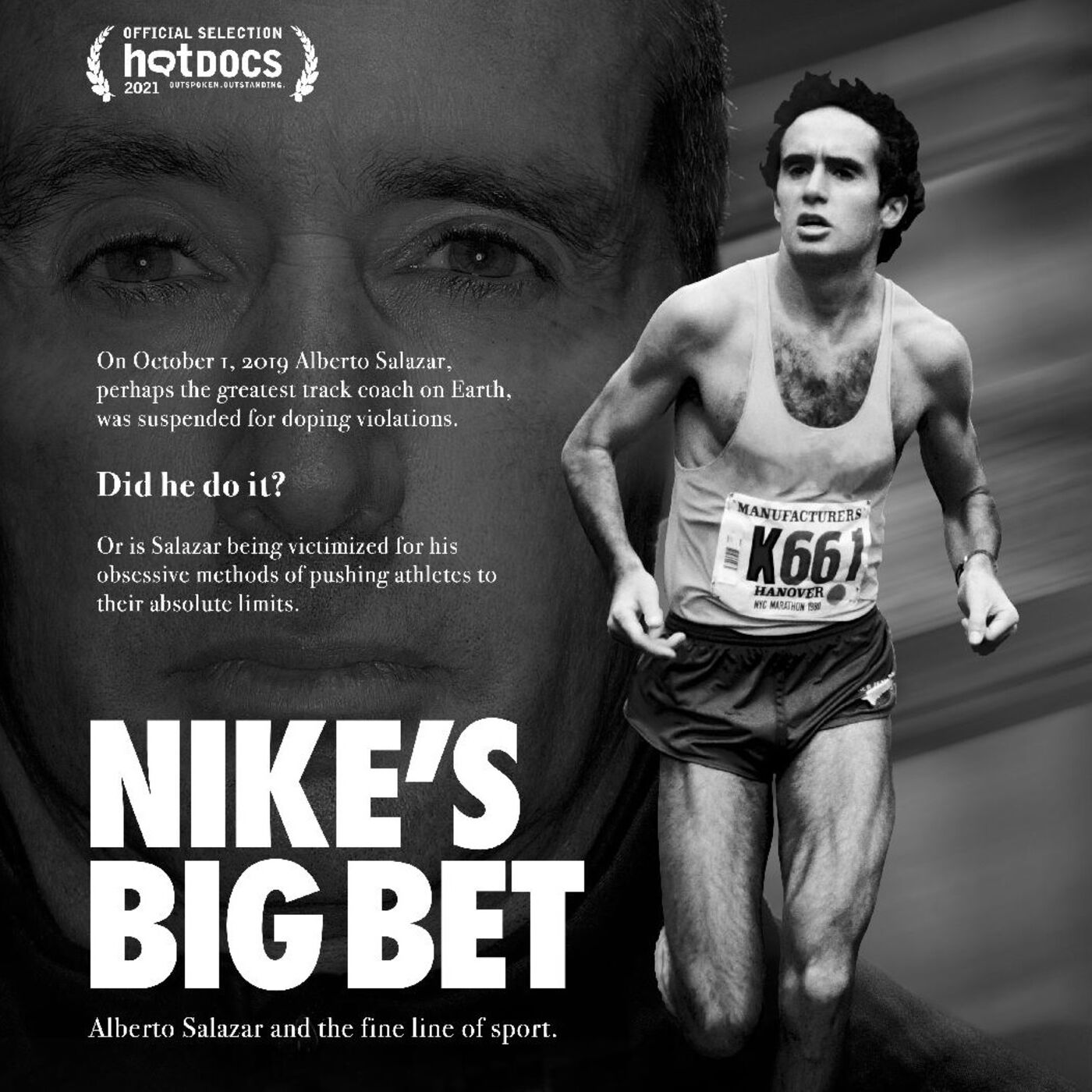 Ep 279 - Nike's Big Bet - The Salazar scandal documentary with director Paul Kemp