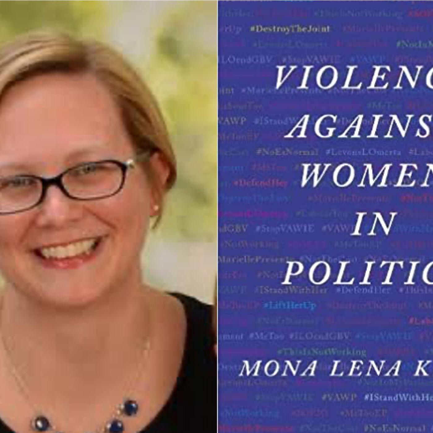 17. Mona Krook on violence against women in politics