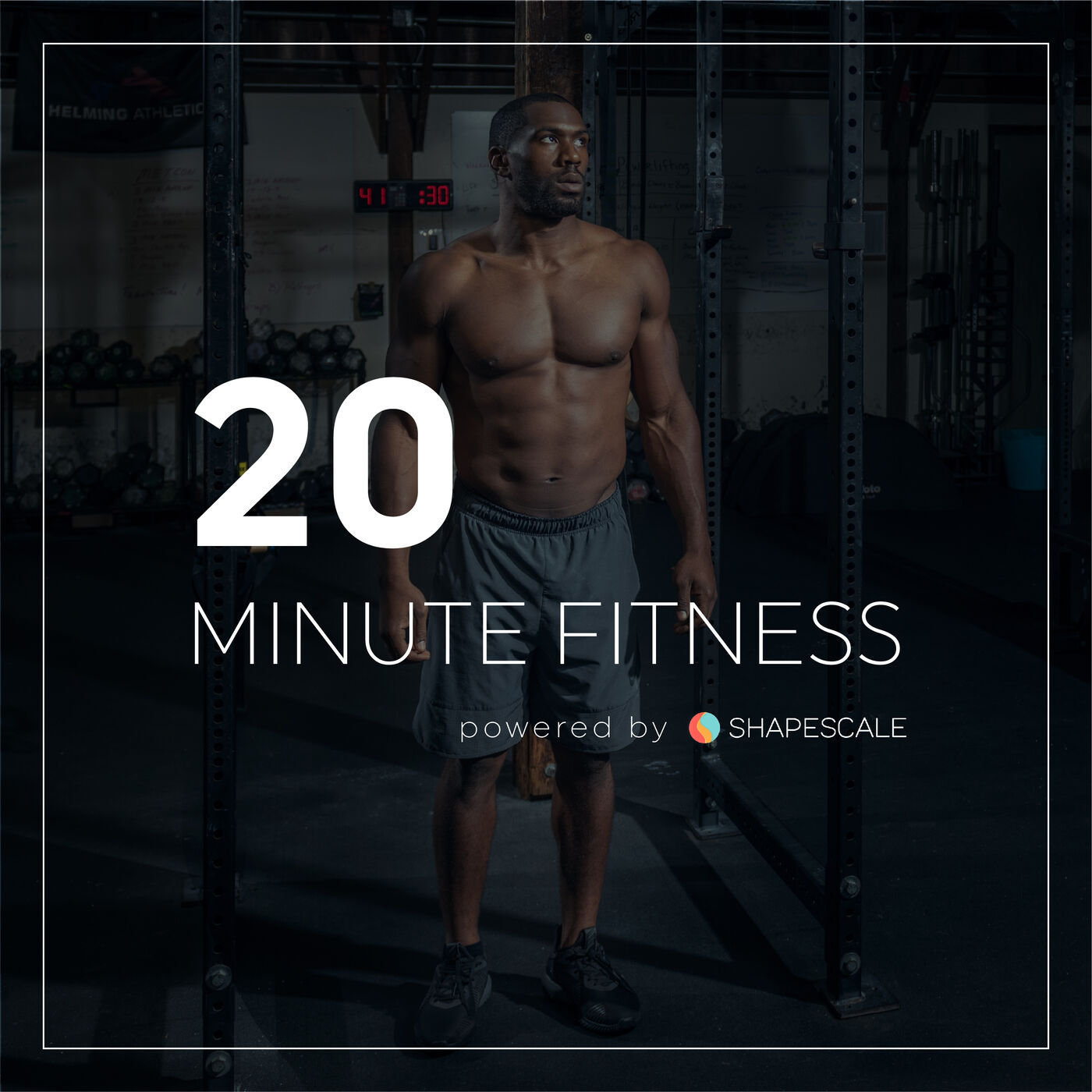 How To Optimize Human Performance With Brett Kirby, PhD. From The Nike Sport Research Lab - 20 Minutes Fitness Episode #230