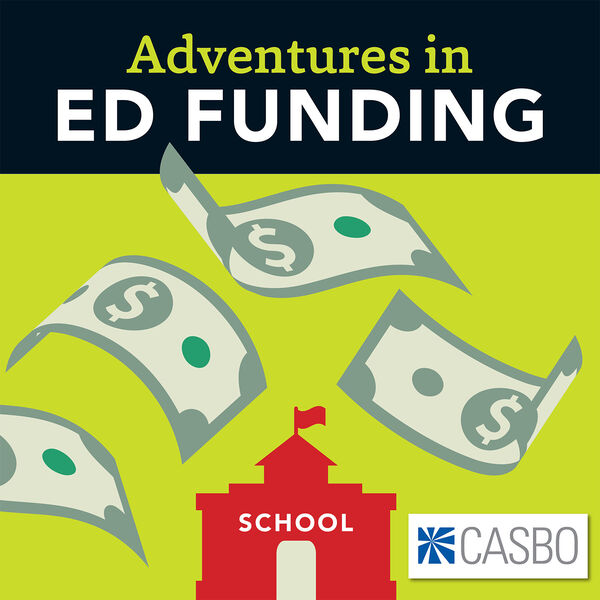 Adventures in Ed Funding Podcast Artwork Image