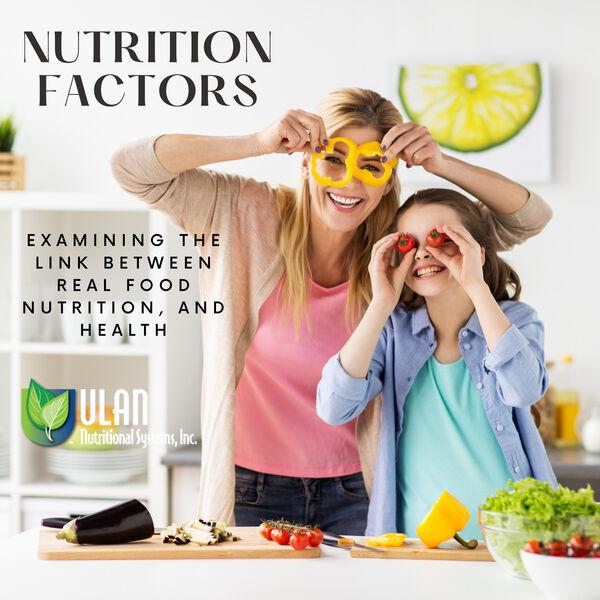 Nutrition Factors Podcast Artwork Image