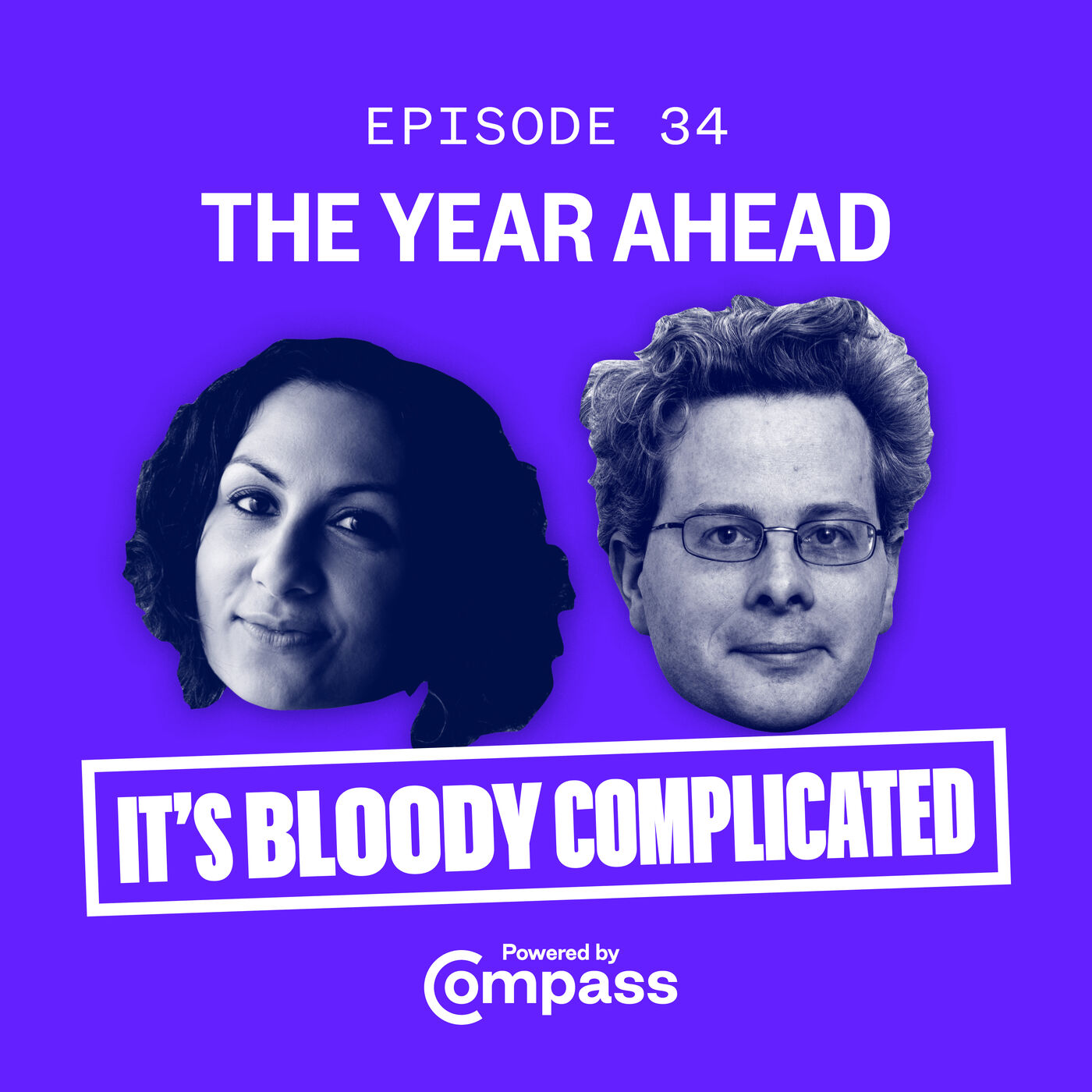 The Year Ahead with Yasmin Khan and Tom Clark | Ep.34