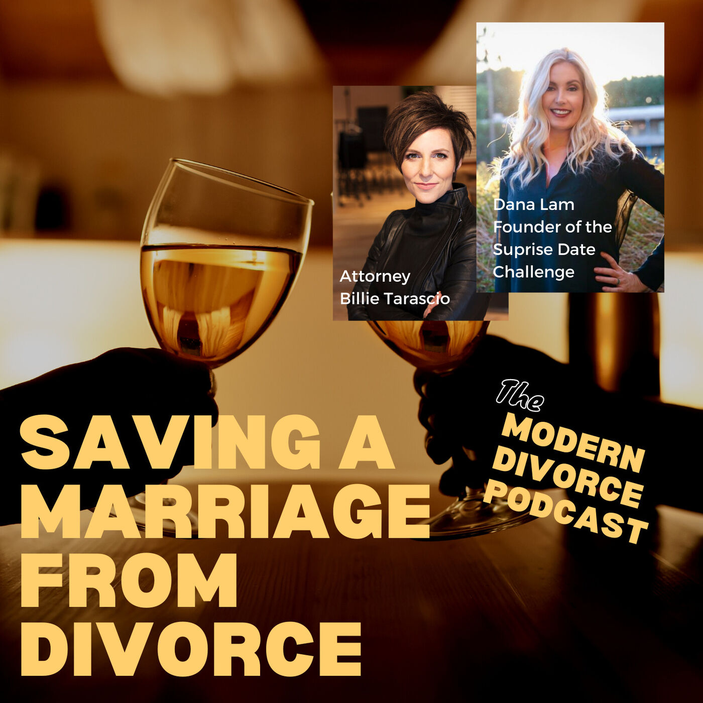 Saving a Marriage BEFORE a divorce