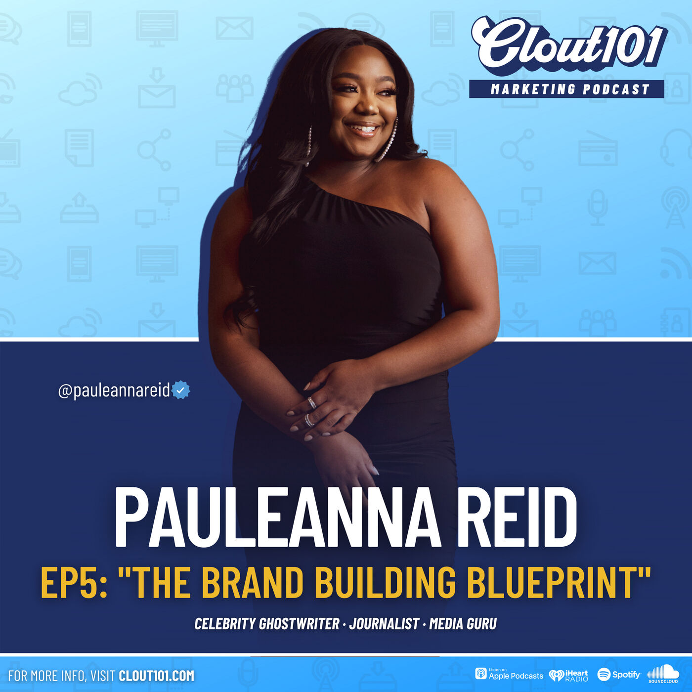5: Pauleanna Reid on Ghostwriting, Personal Branding, and Writing for Forbes