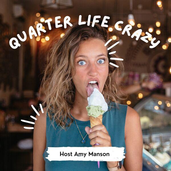 Quarter Life Crazy Podcast Artwork Image
