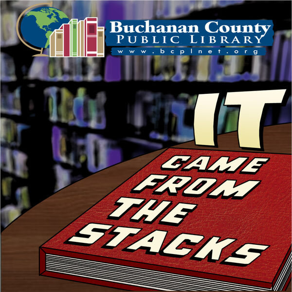 It Came From the Stacks Podcast Artwork Image