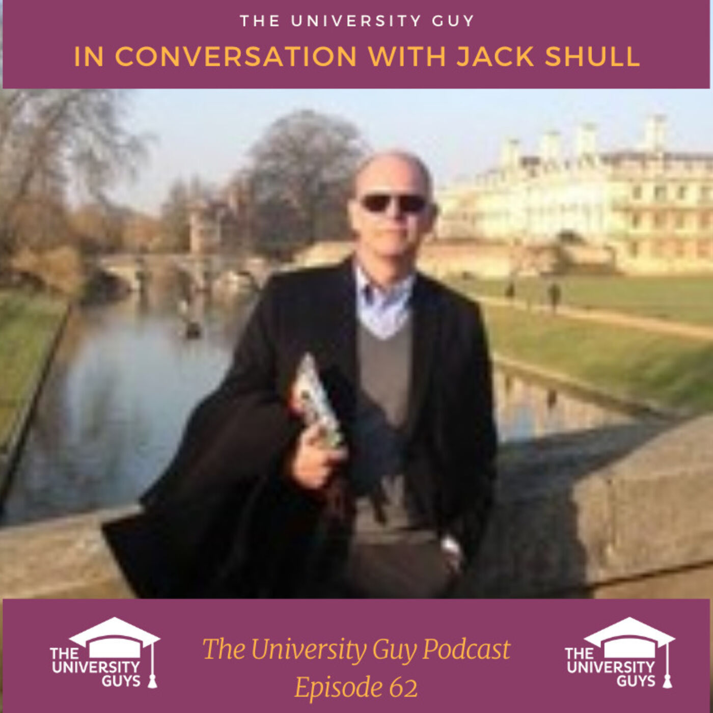 Episode 62: In conversation with Jack Shull