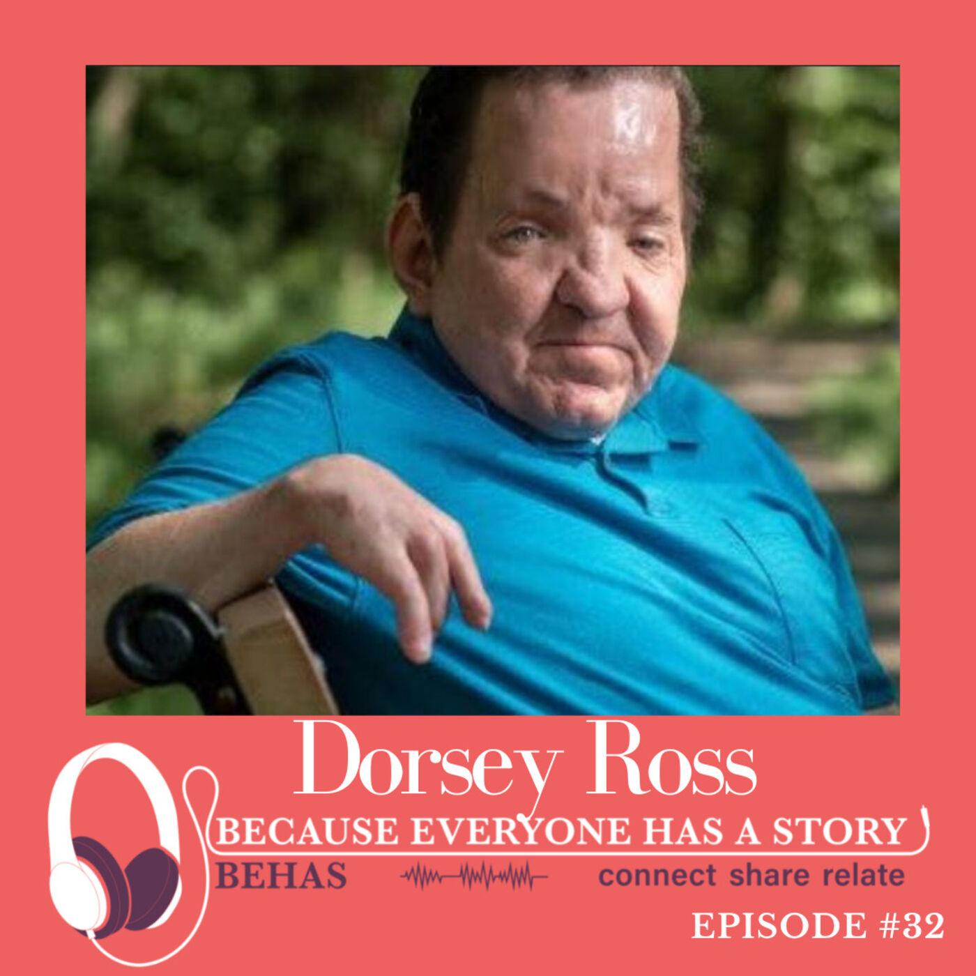 #32 The Odds Against Him – Dorsey Ross