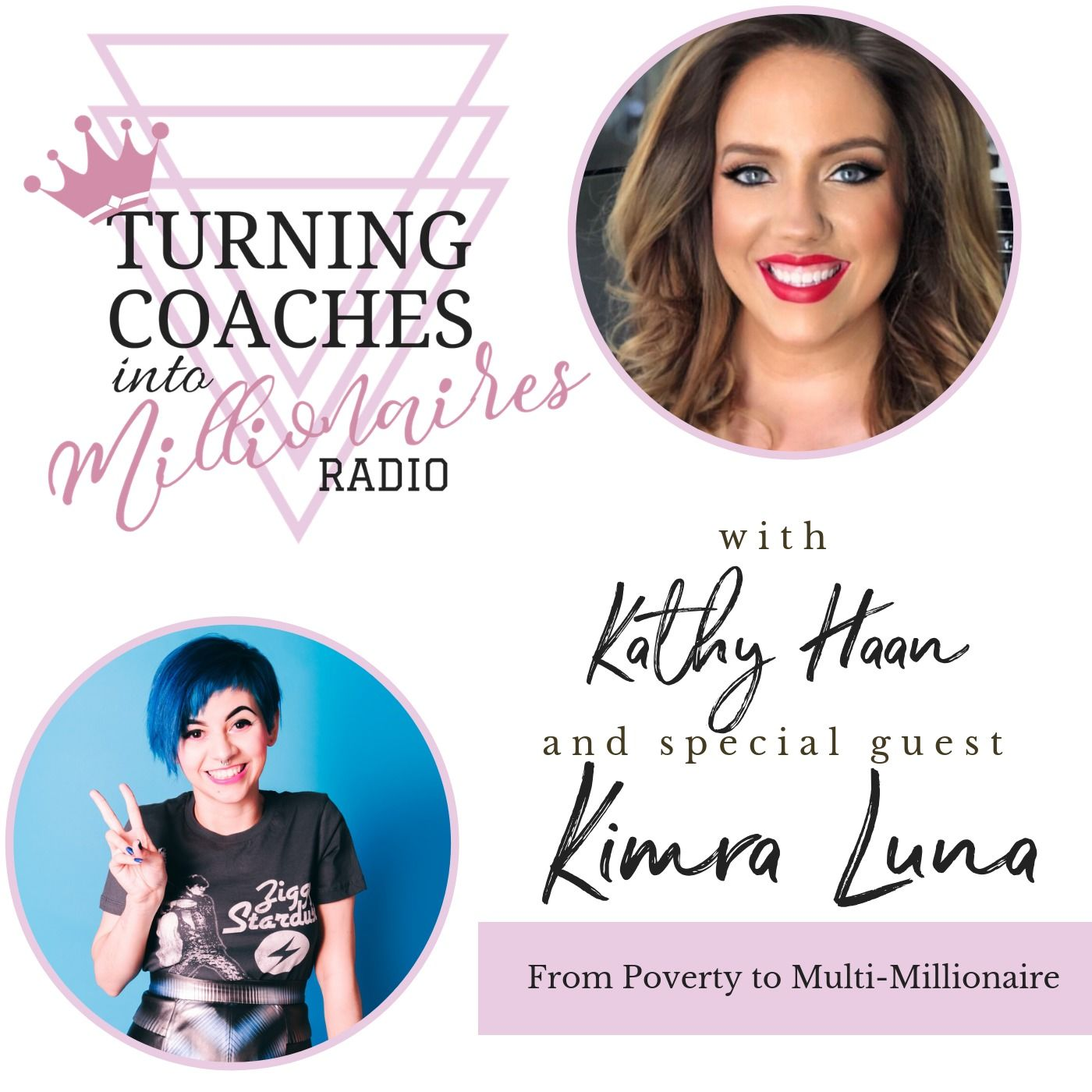 Kimra Luna On Going from Poverty to Multi-Millionaire