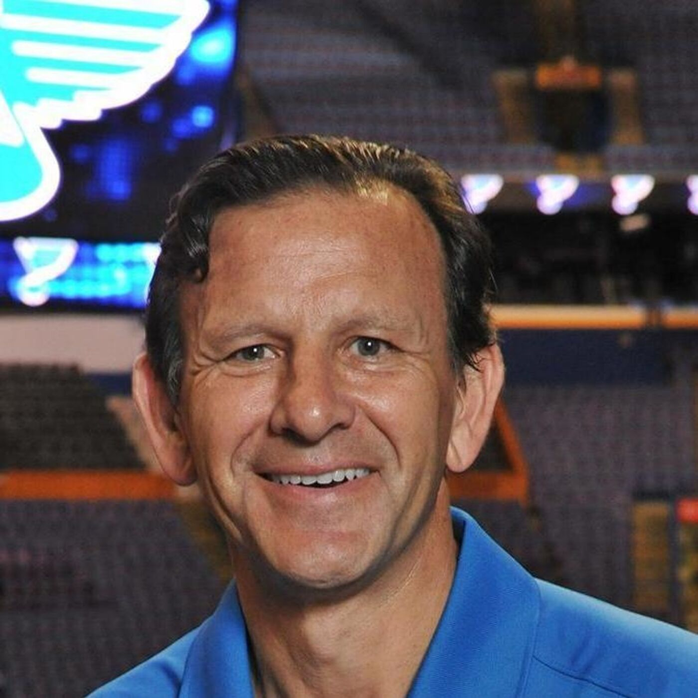 CEO of St. Louis Blues (Stanley Cup Holders) – Chris Zimmerman