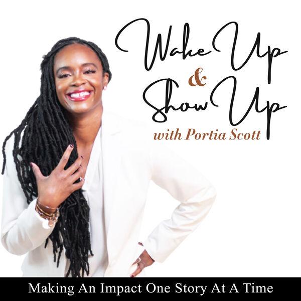 Wake Up & Show Up  Podcast Artwork Image