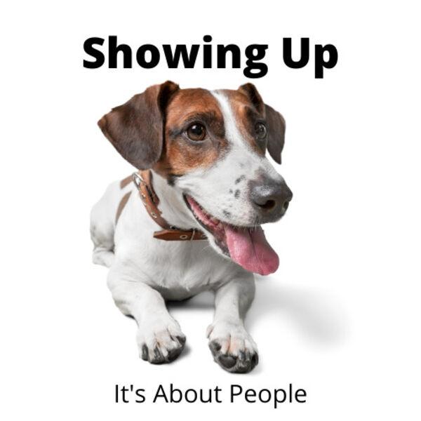 Showing Up Podcast Artwork Image