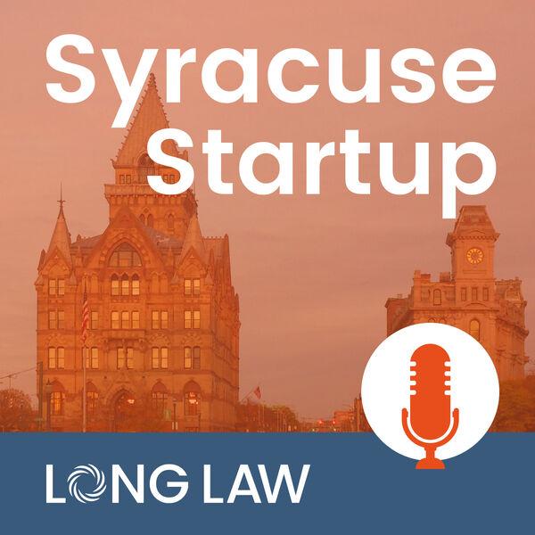 Syracuse Startup Podcast Artwork Image