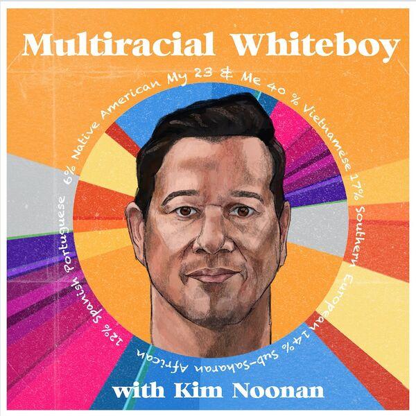 Multiracial Whiteboy Podcast Artwork Image