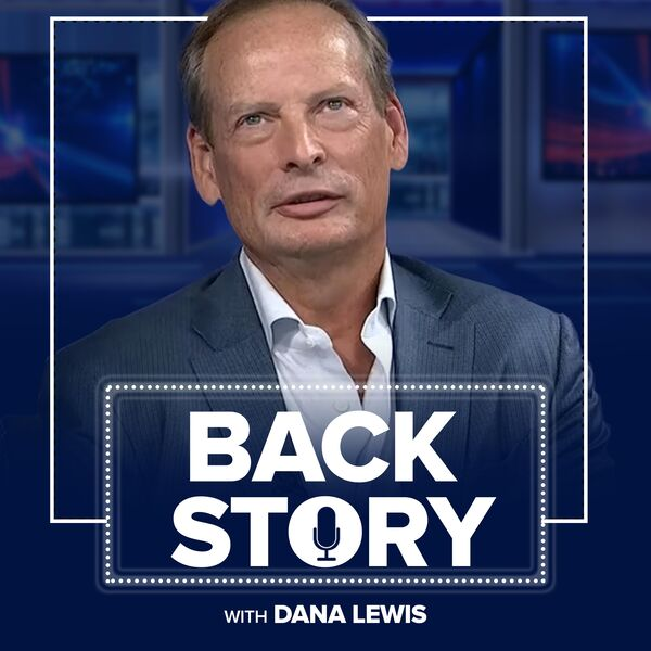 BACK STORY with DANA LEWIS  Podcast Artwork Image