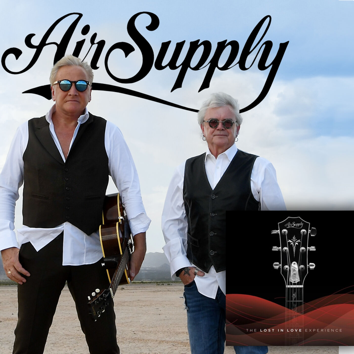 """Harvey Brownstone Interviews Graham Russell of Legendary Band """"Air Supply"""""""