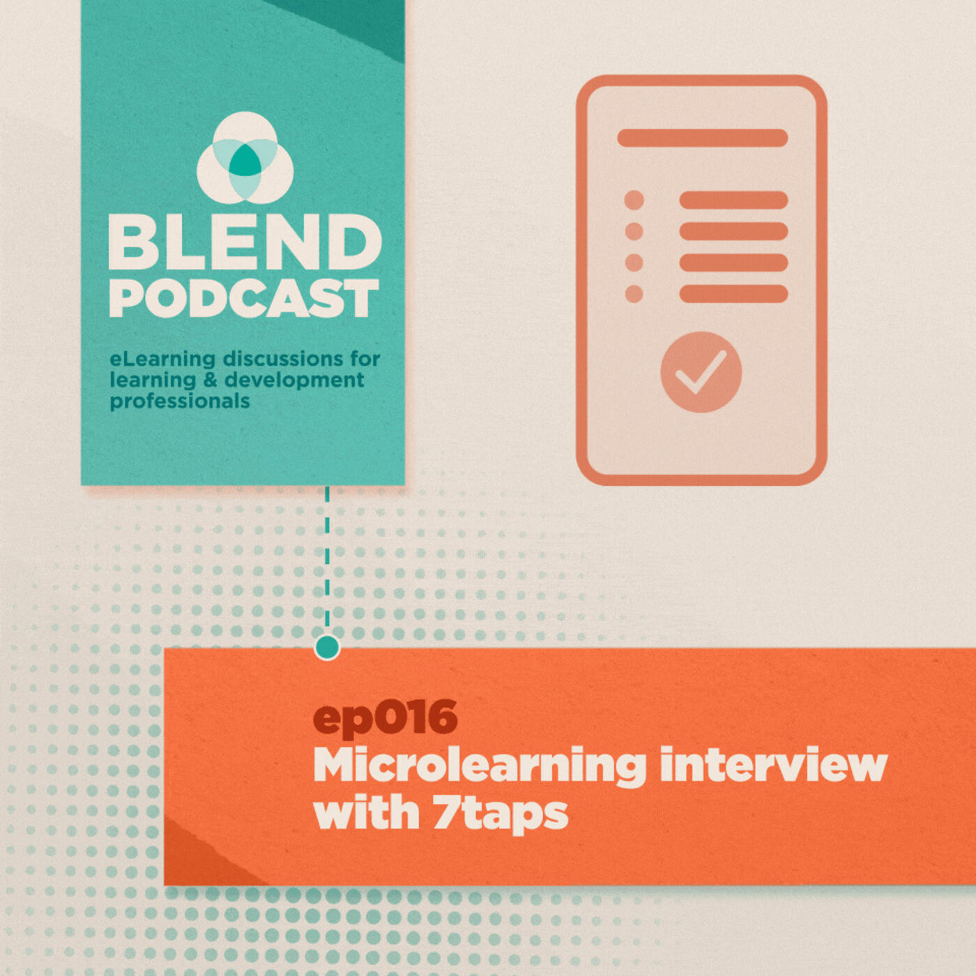 #16 Microlearning with 7taps
