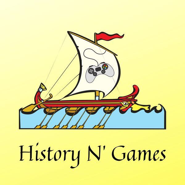 History N' Games Podcast Artwork Image