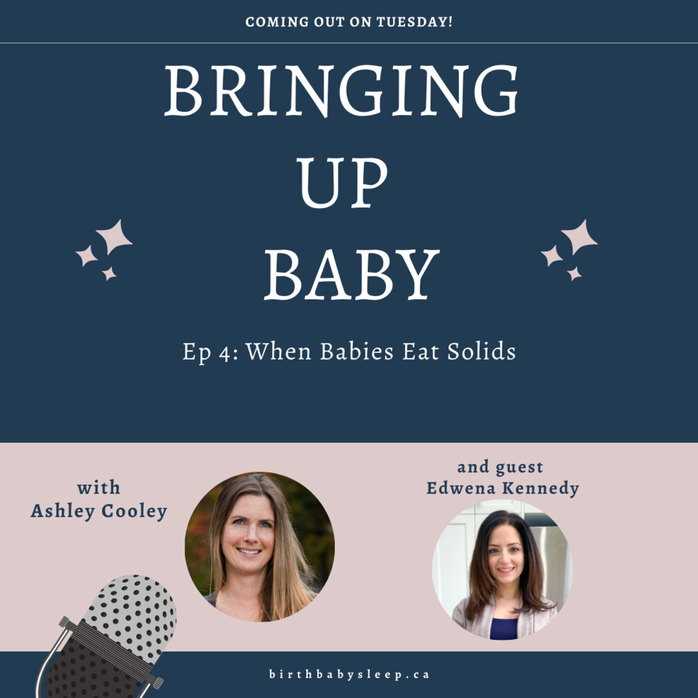 When Babies Eat Solids with Edwena Kennedy