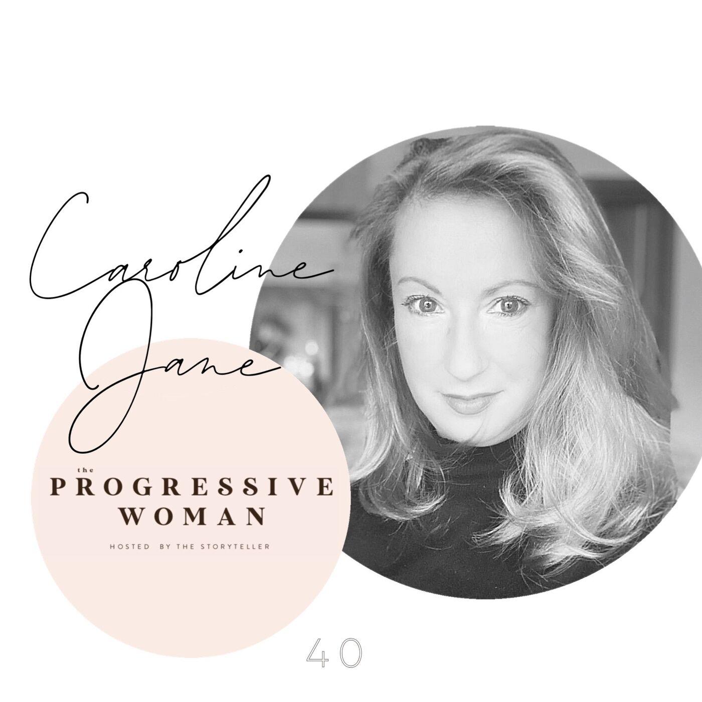 Something had to change to break the patterns ~ Caroline Jane