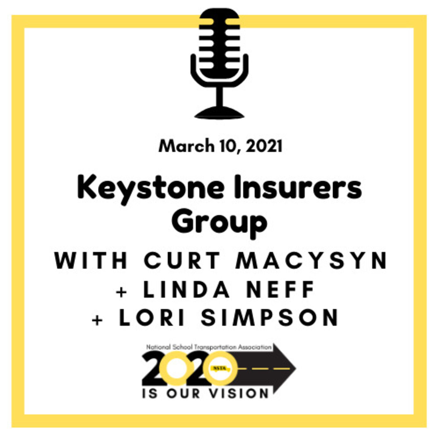 Keystone Insurers Group-Linda Neff and Lori Simpson