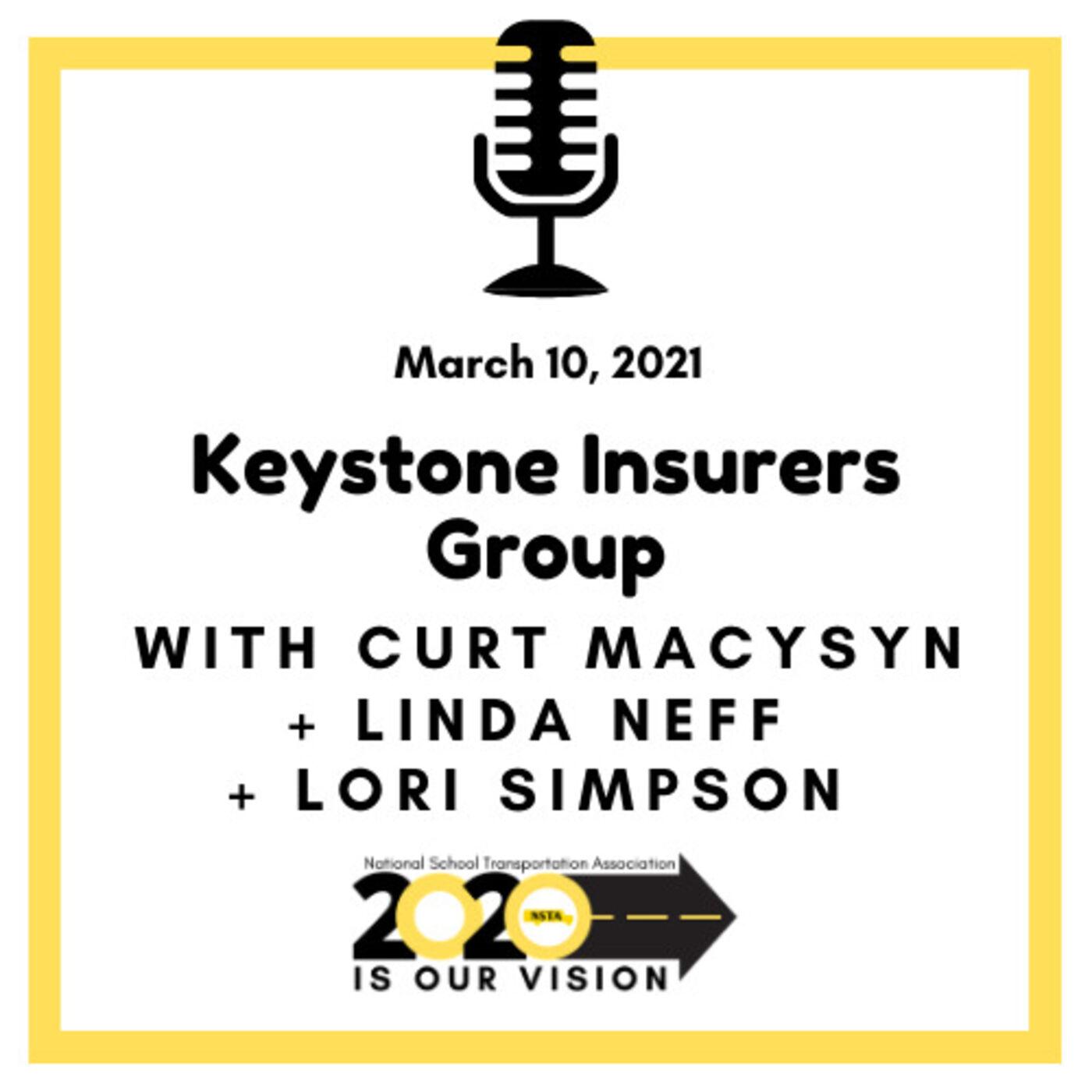 Keystone Insurers Group-Linda Neff and Lori Simpson
