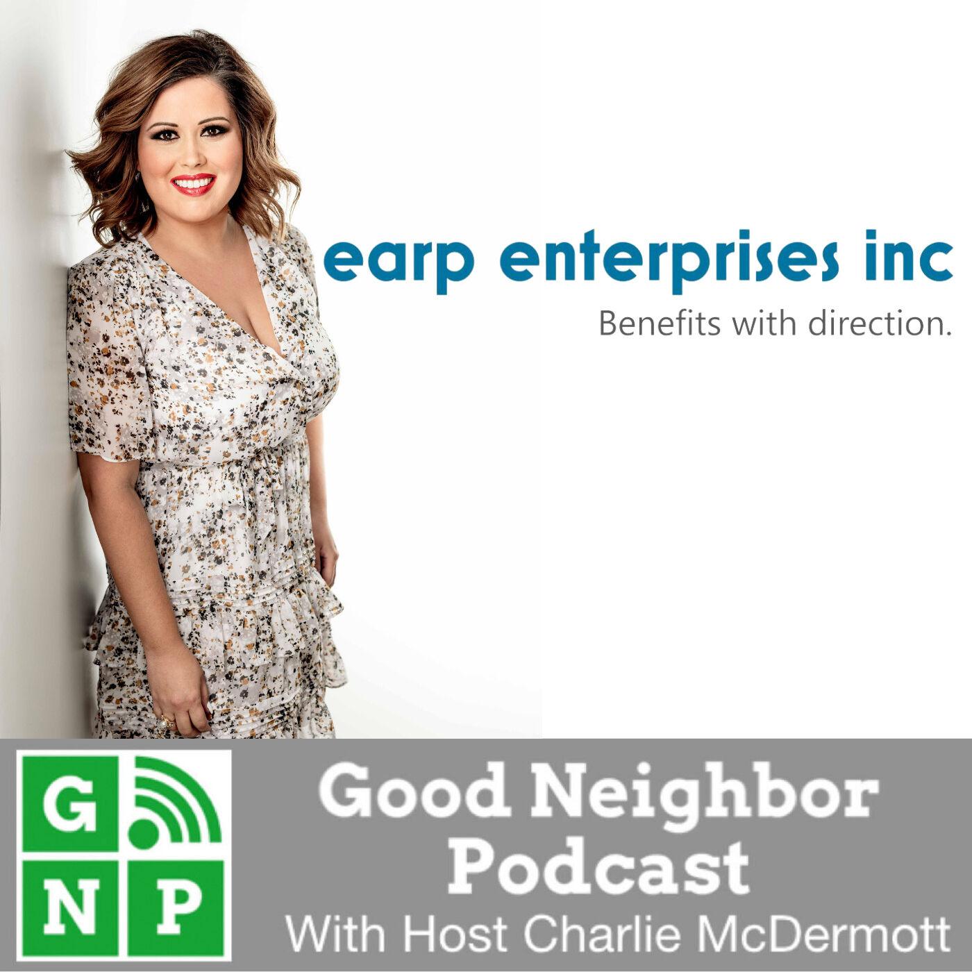 EP #484: Earp Enterprises with Rachel Earp