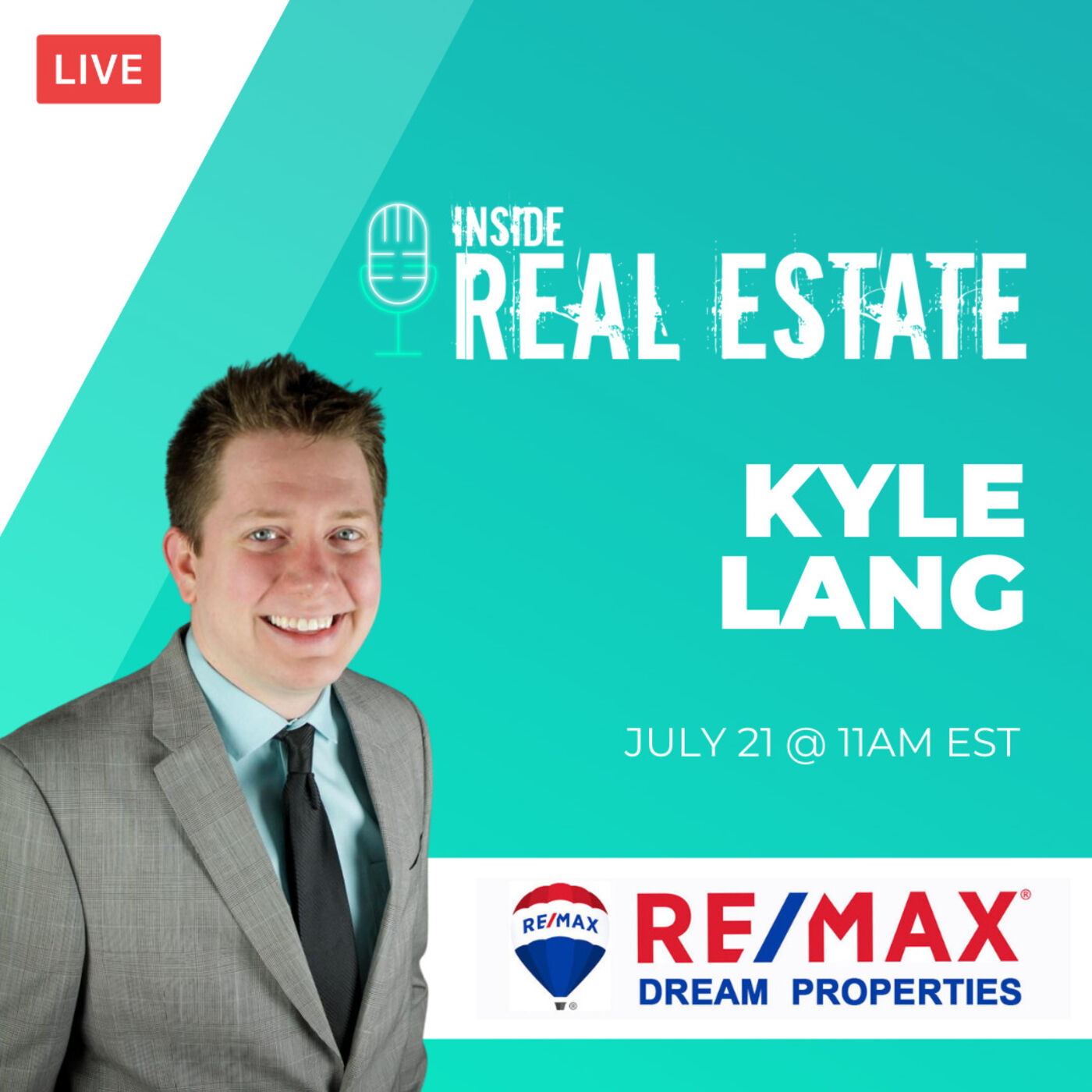 Kyle Lang, RE/MAX Dream Properties - Crisis Management, Market Strategy, and More