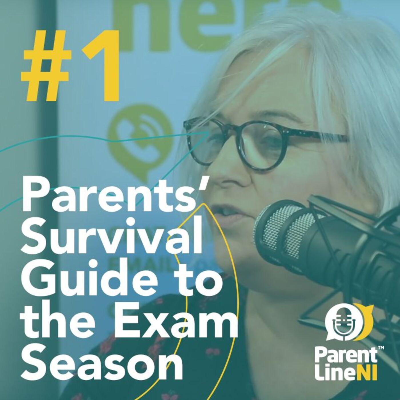 #1 - Parents' Survival Guide to Exam Season