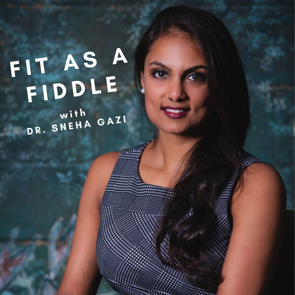Fit As A Fiddle Podcast Artwork Image
