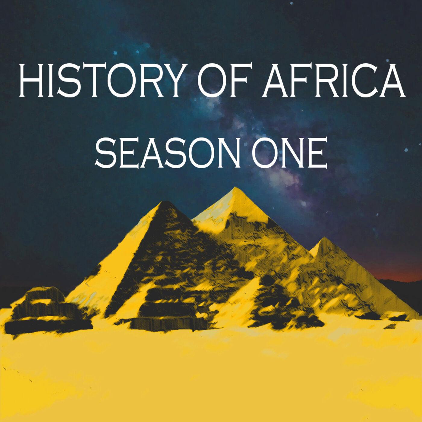 Episode 3: Egypt Before The Pharaohs
