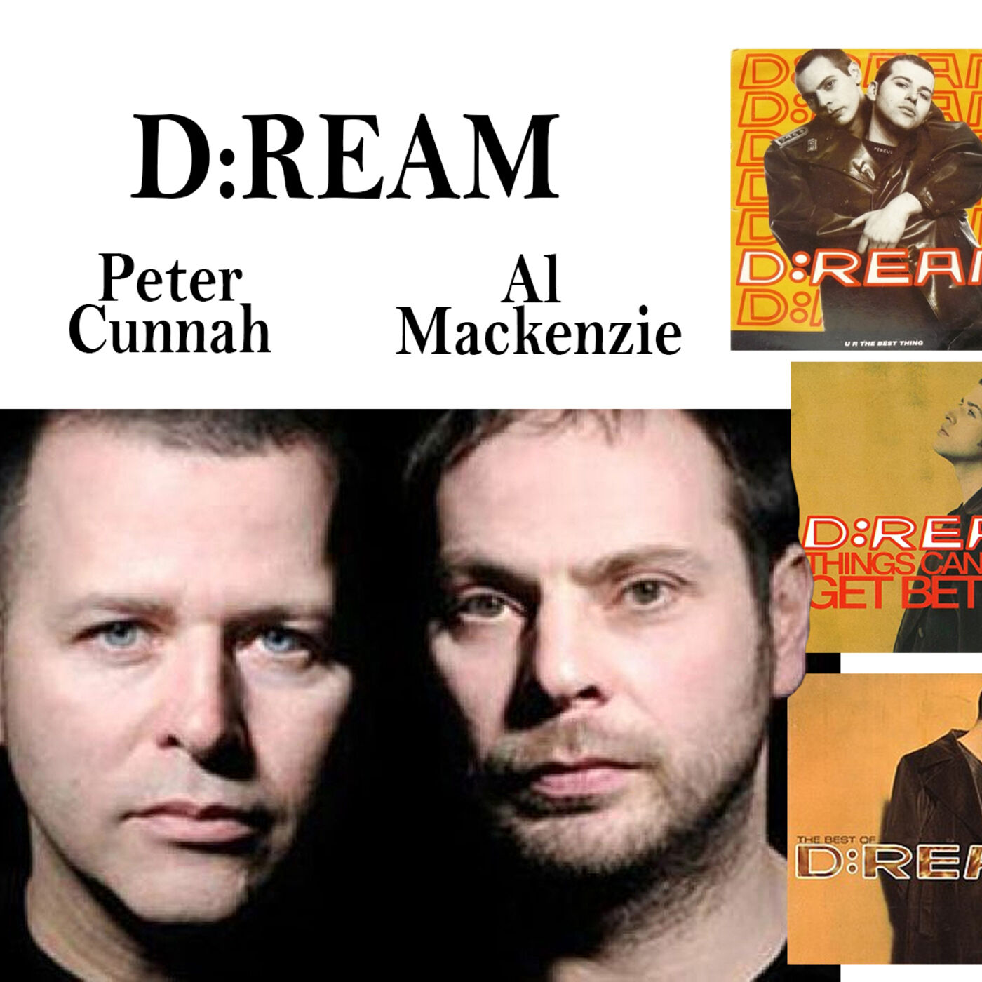 Harvey Brownstone Interviews British Pop/Rock and Dance Band, D:Ream