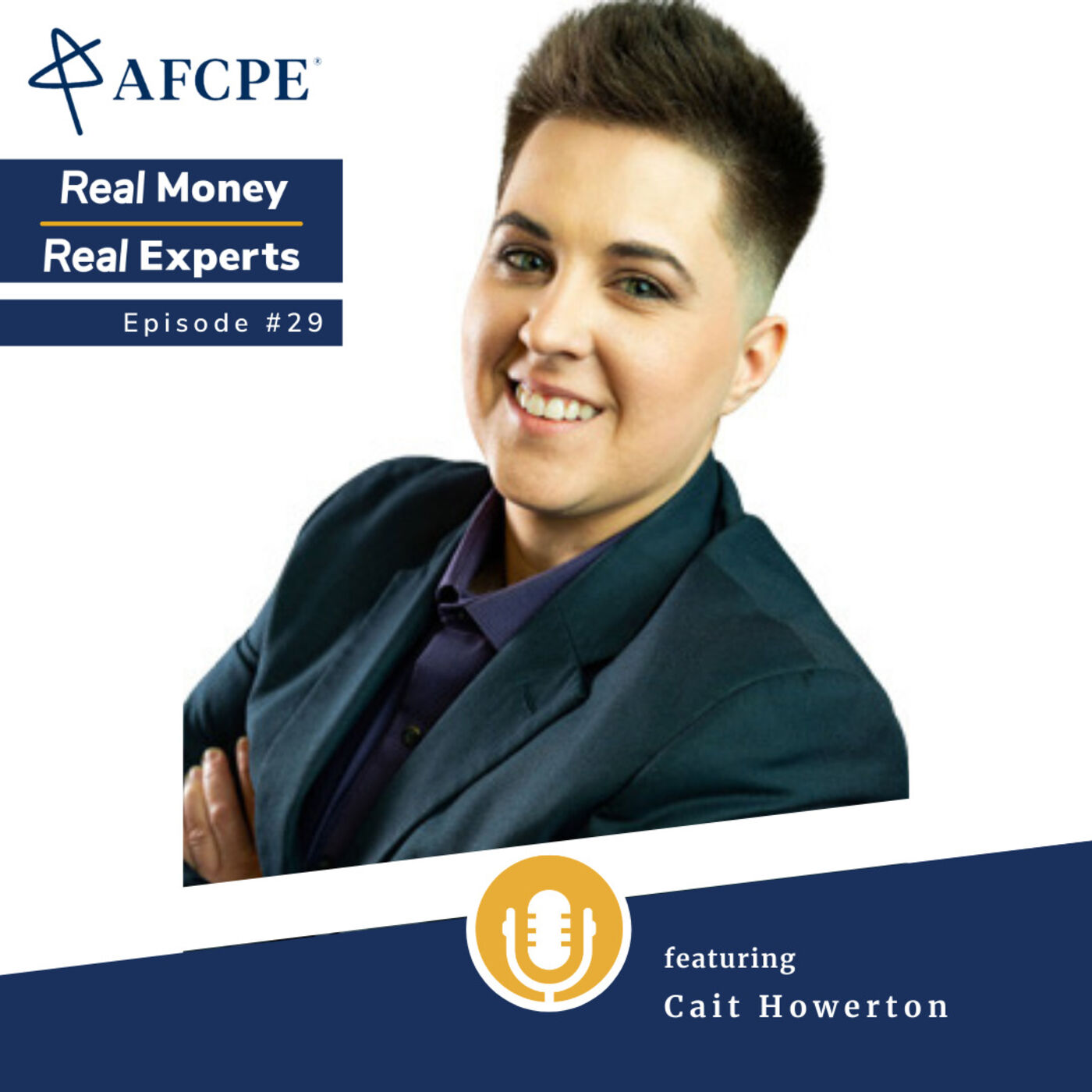 Show your Pride: Building an Inclusive Practice with Cait Howerton, AFC®, CFP®