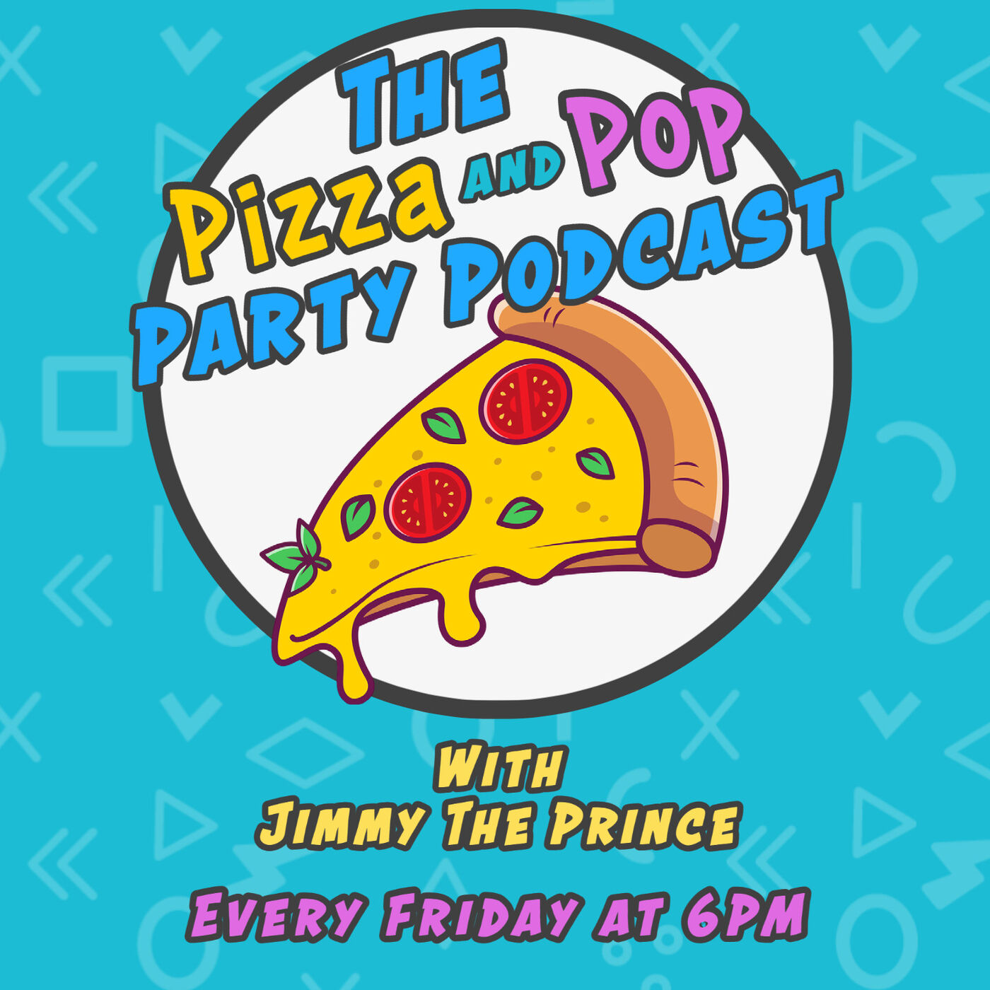 The Pizza and Pop Party Podcast
