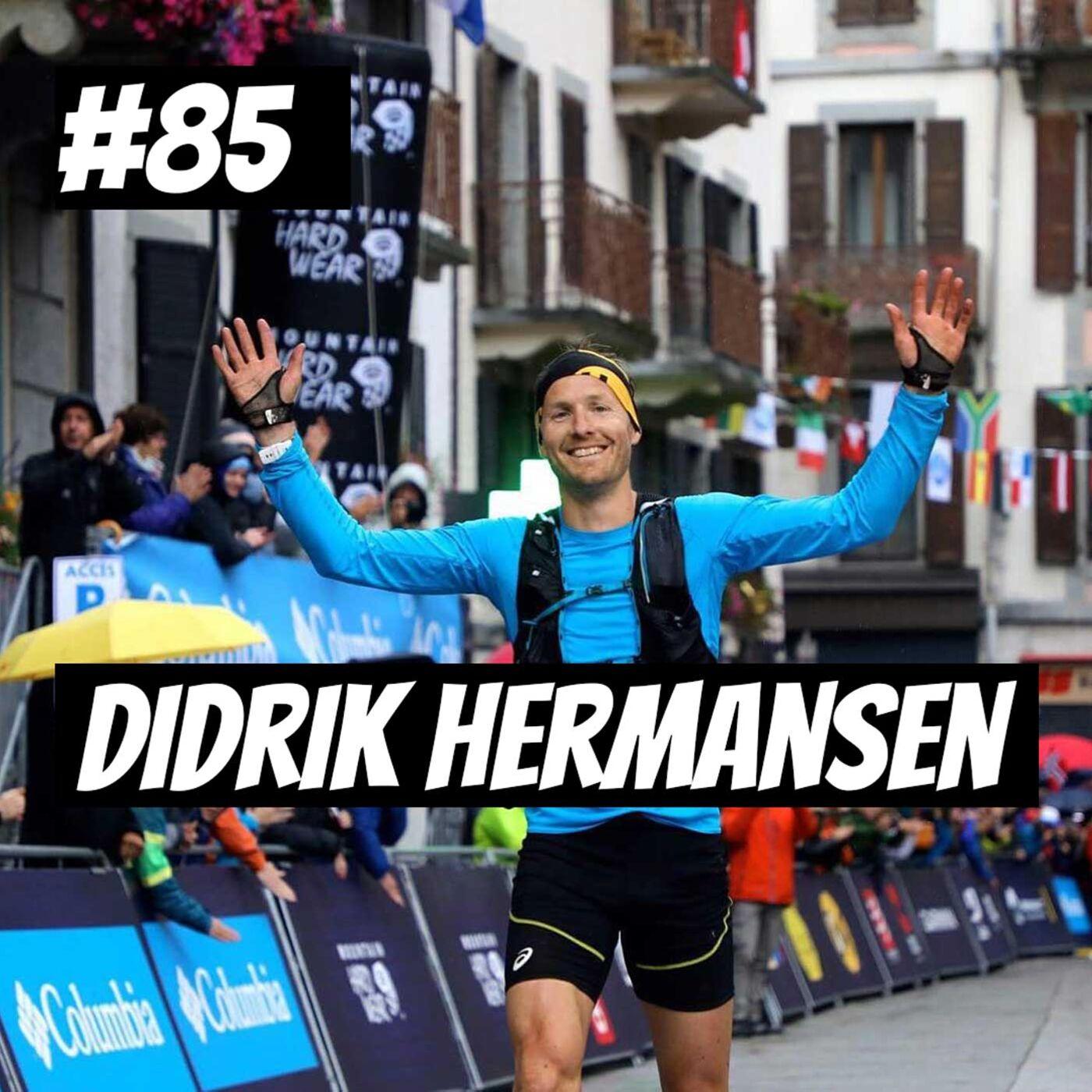 #85 - Didrik Hermansen om skader og 2020 comeback | + gjenhør av 2018-intervjuet
