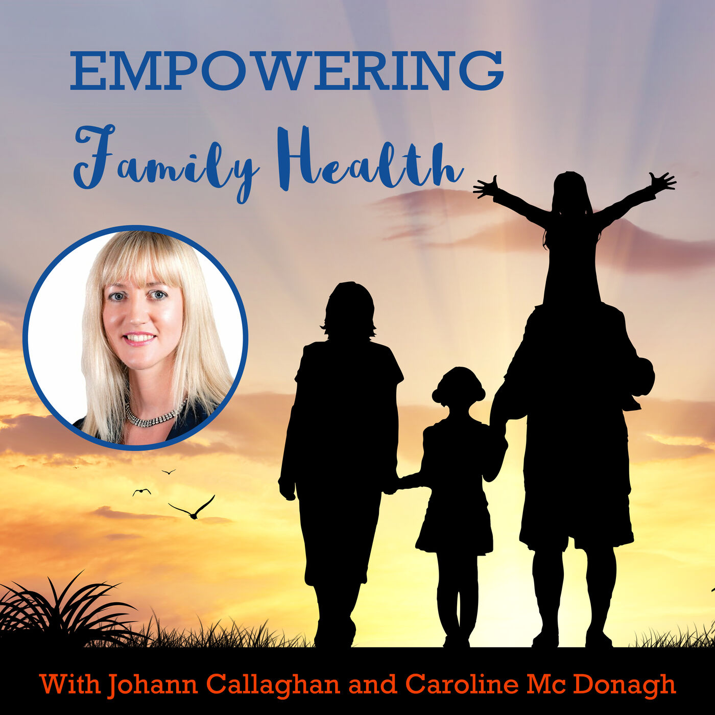 Ep#30 Eating for Weight Loss and Better Brain Health with Caroline Mc Donagh