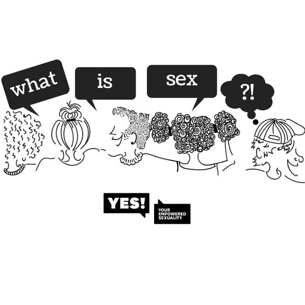 What Is Sex? Podcast Artwork Image