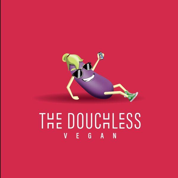 The Doucheless Vegan Podcast Artwork Image