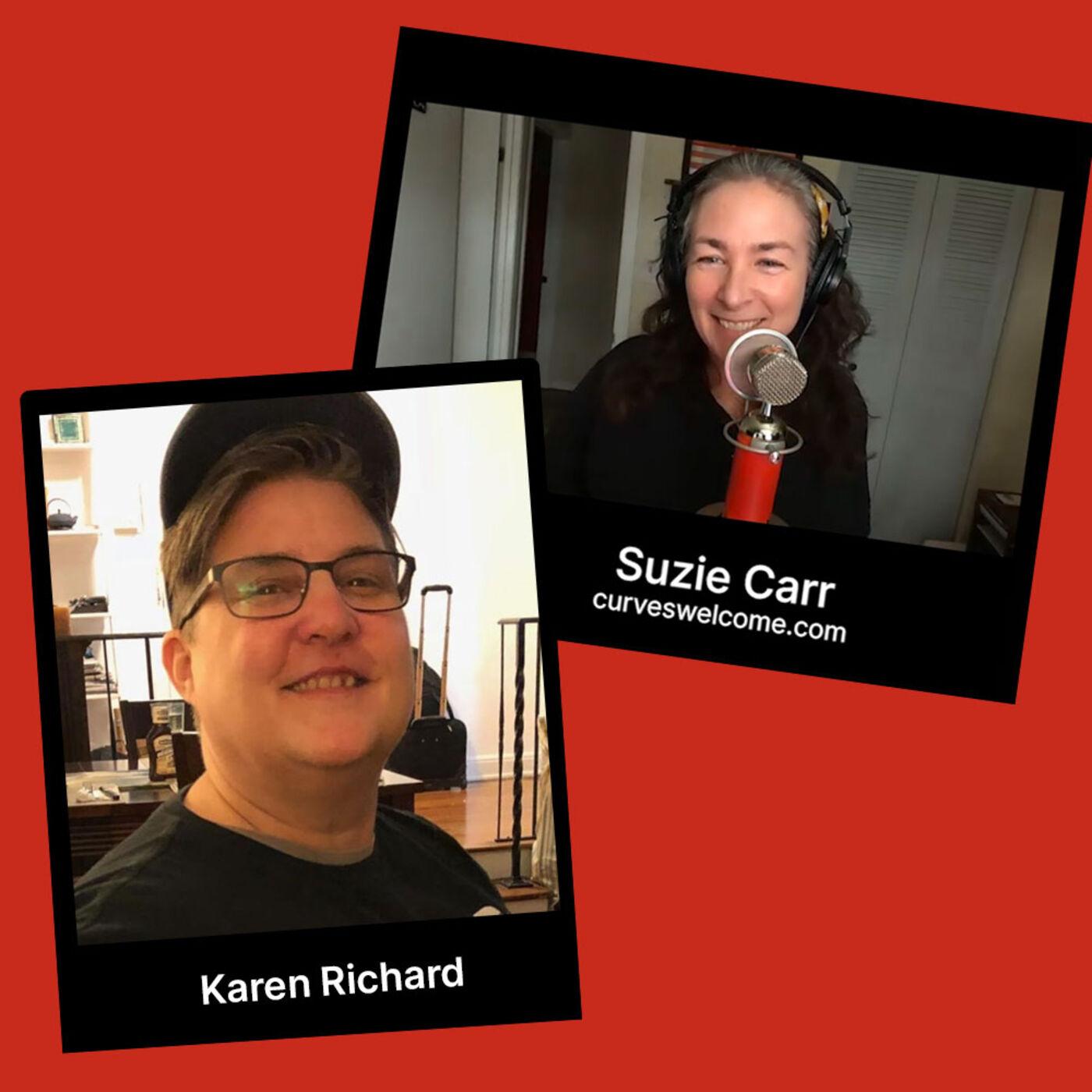 How to Say No - with Award-Winning Writer Karen Richard
